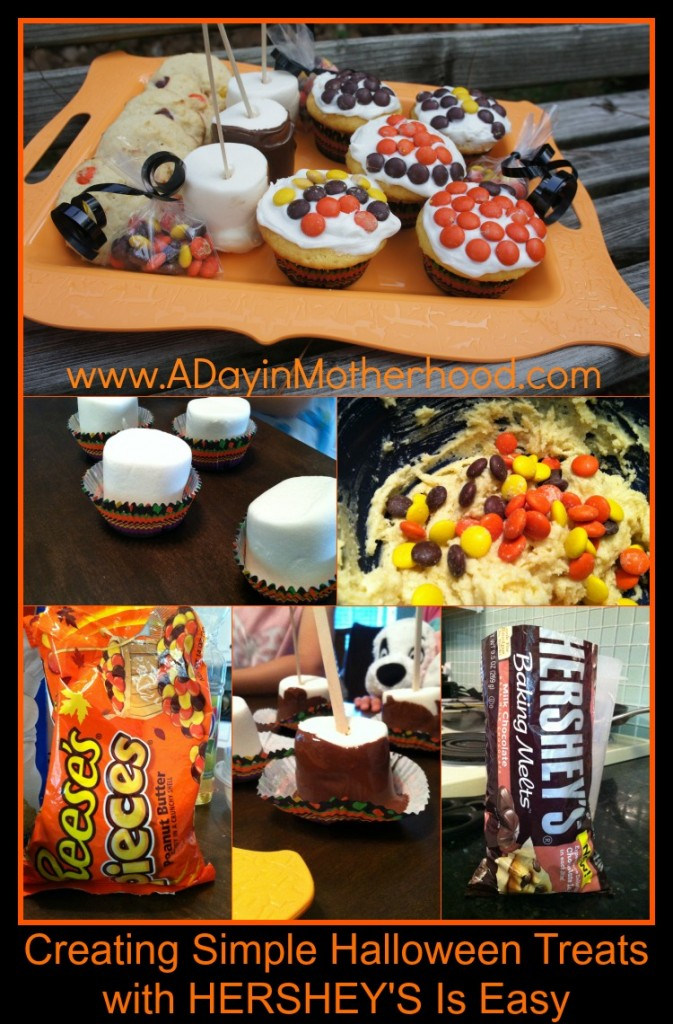 HERSHEY'S Halloween Treats