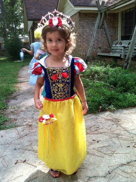 Little Girl Snow White