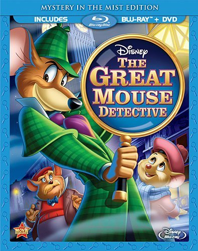 The Great Mouse Detective on Blu Ray