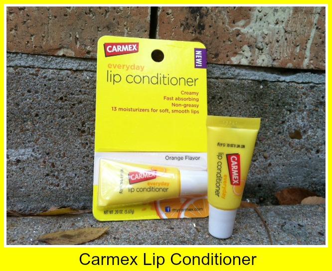 Carmex lip conditioner