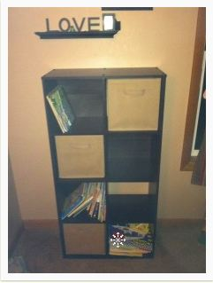 Enter To WIN An 8 Cube ClosetMaid Organizer With Fabric Drawers *Expired*