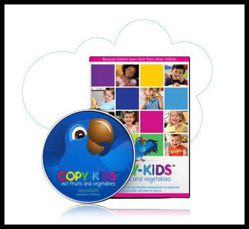 CopyKids DVD