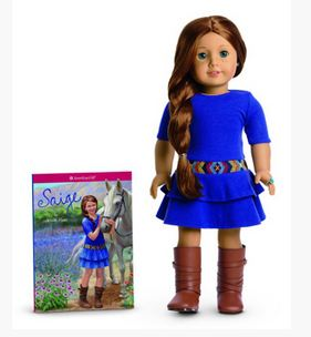 saige American Girl
