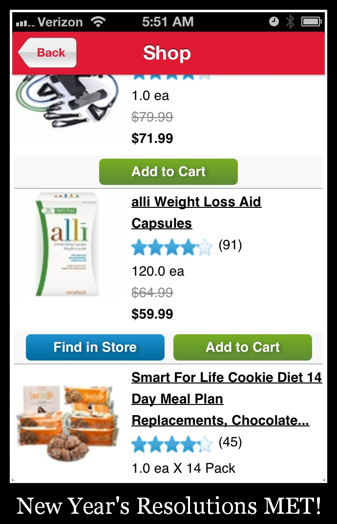 Walgreens App #HappyHealthy