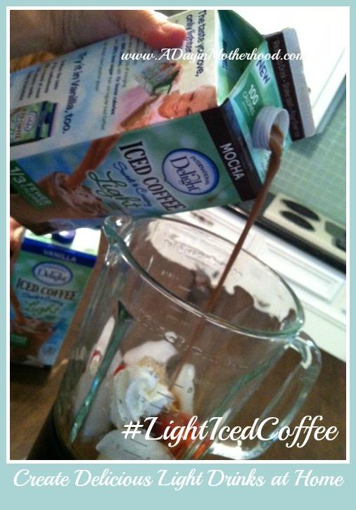 International Delight Light Iced Coffee #LightIcedCoffee