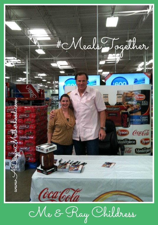 Lori &amp; Ray Childress #MealsTogether