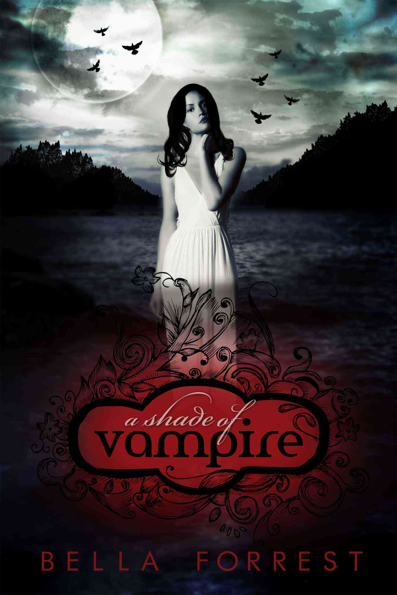 lists teen romance novels completely vampire free