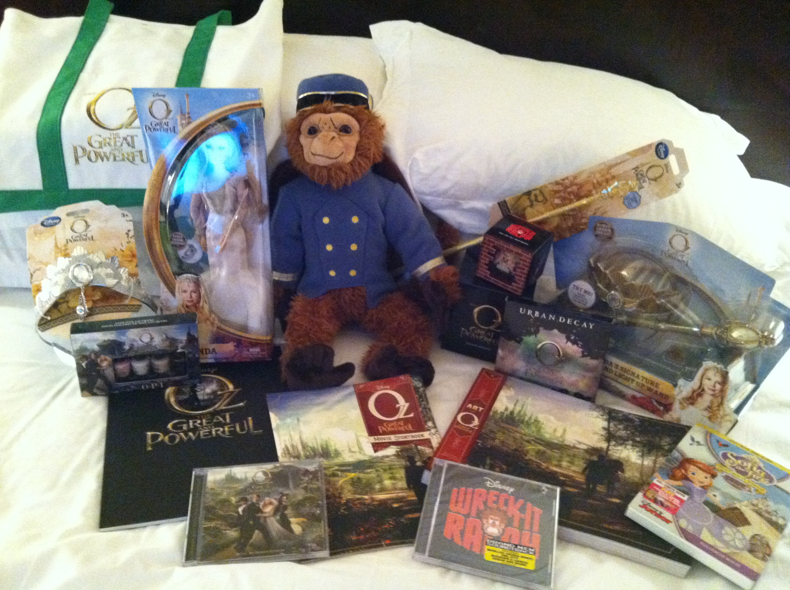 Disney Oz Merchandise #DisneyOzEvent