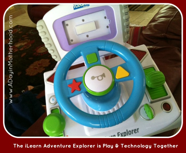The iLearn 'N Play Adventure Explorer Entertains and Teaches Your Little One Review & Your Choice Toy Giveaway