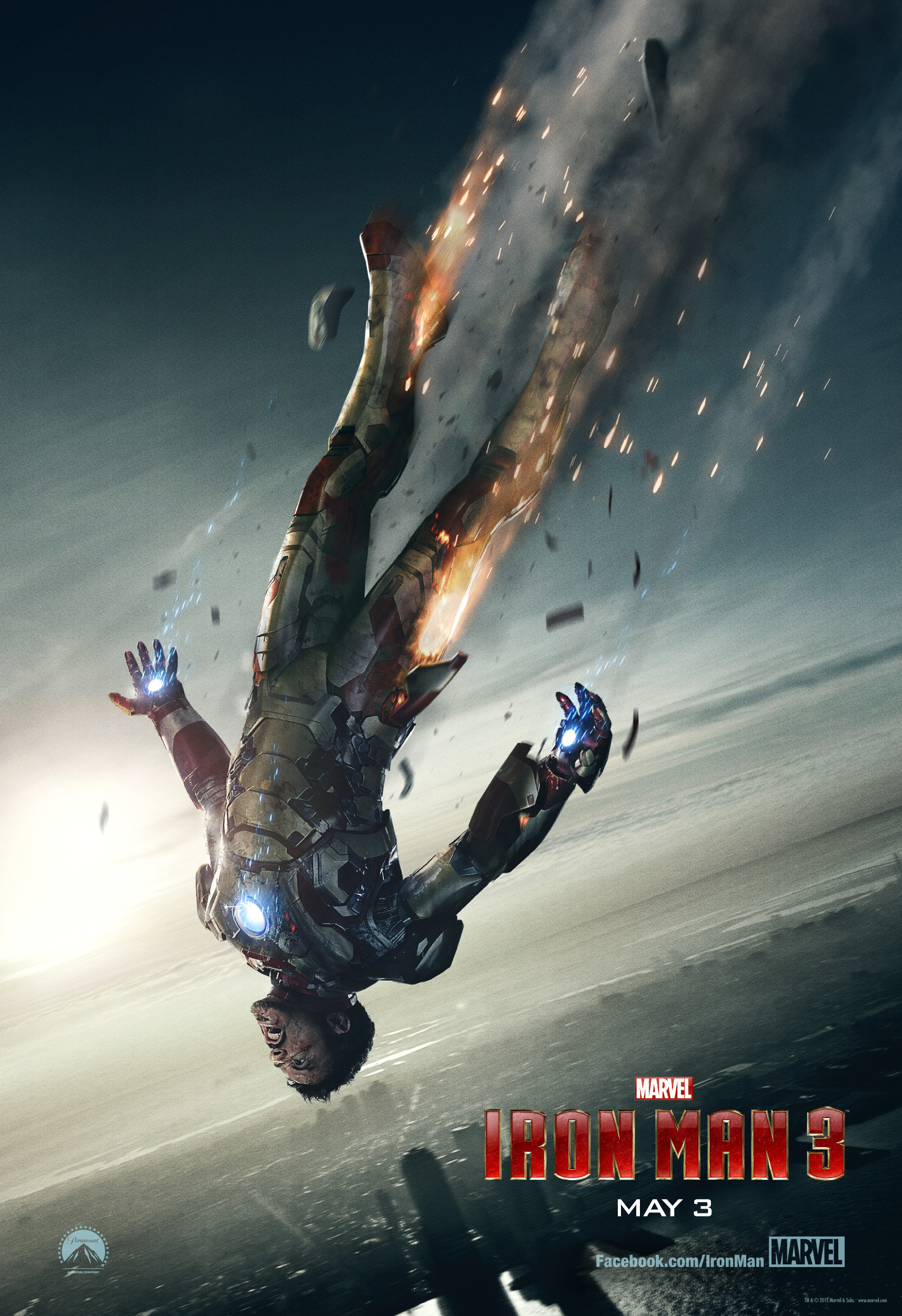 **EXCLUSIVE** Iron Man 3 Clip + I Saw Footage with President of Marvel, Kevin Feige