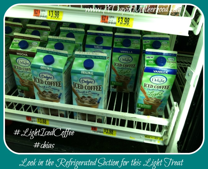 International Delight Light Iced Coffee #LightIcedCoffee