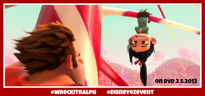 Wreck-It Ralph #WreckItRalph #DisneyOzEvent