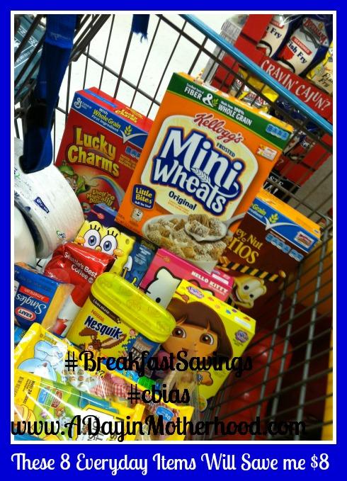 Randall's Buy 4, Get $4 Off Deal #BreakfastSavings #cbias