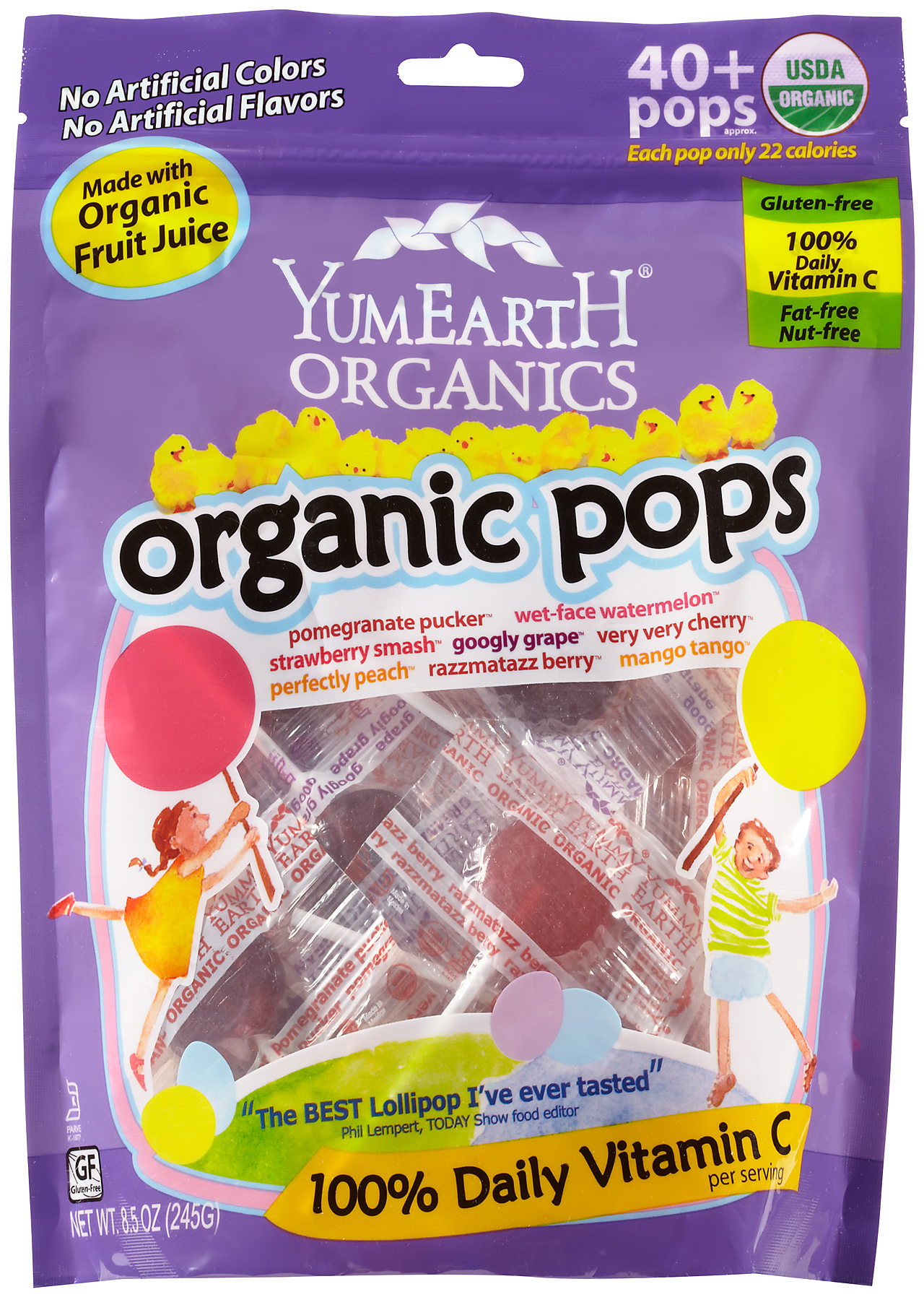 Organic Easter Candy