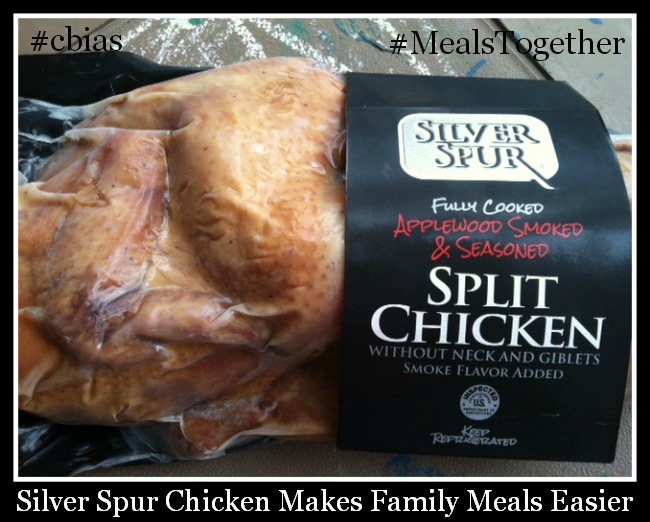 Silver Spur Split Chicken #MealsTogether #cbias