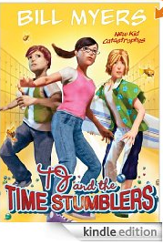 New Kid Catastrophes: 1 (TJ and the Time Stumblers)