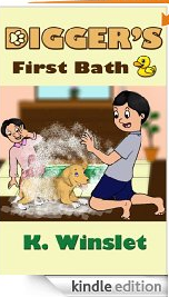 Free eBook: Digger's First Bath