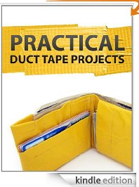 FREE eBook:  Practical Duct Tape Projects {Who Knew?}