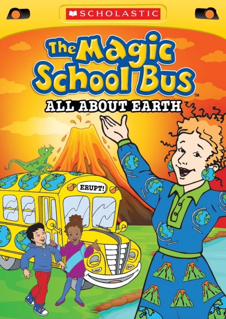 The Magic School Bus Works Out The Magic School Bus About