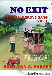 FREE Children's eBook: NO EXIT (The Apple Grove Gang)