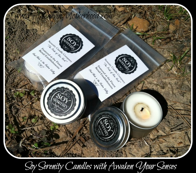 Soy Serenity Candles