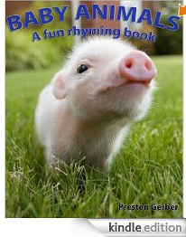 FREE Children's eBook: Baby Animals: A Fun Rhyming Book