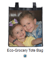 $1 Personalized Grocery Tote $4.99 Shipped! Perfect for Baseball Moms, Summer Supplies or Anything! 