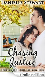 FREE eBook: Chasing Justice (Book 1) (Piper Anderson Series)