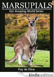 FREE Children's eBook: Marsupials: Amazing Pictures & Fun Facts of Animals in Nature
