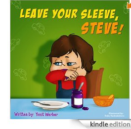 FREE Children's eBook: Leave Your Sleeve, Steve!