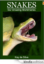 FREE eBook: Snakes: Amazing Pictures &amp; Fun Facts on Animals in Nature