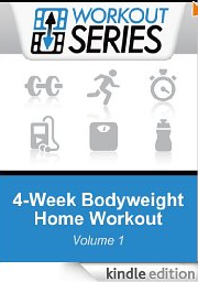 FREE eBook: 4-Week Bodyweight Home Workout