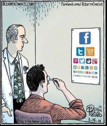 Hoya Lenses Eye Chart #HoyaLenses
