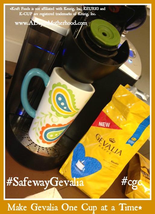 Gevalia Coffee at Safeway #SafewayGevalia #cgc