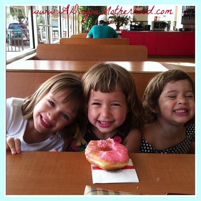 girls happy