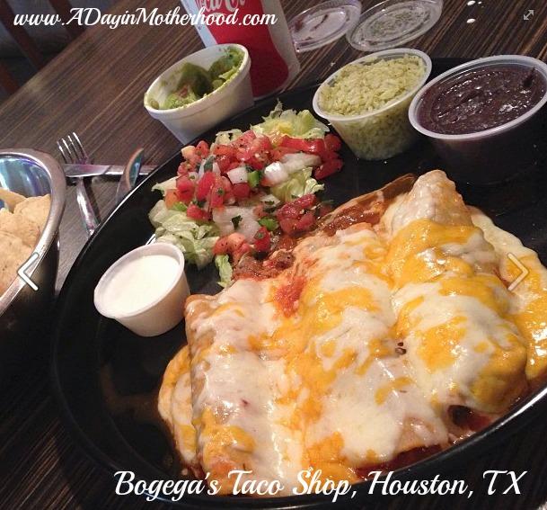 Bogega's Taco Shop, Houston, TX #cbias