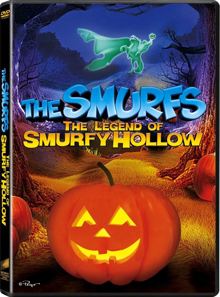 SMURFS Legend of Smurfy Hollow Review : Black Nerd - YouTube