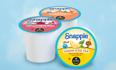 Snapple KCups