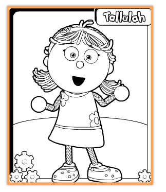Rabbit coloring pages printable coloring home - All Things Tickety Toc I Am An Ambassador Amp Vip Tick