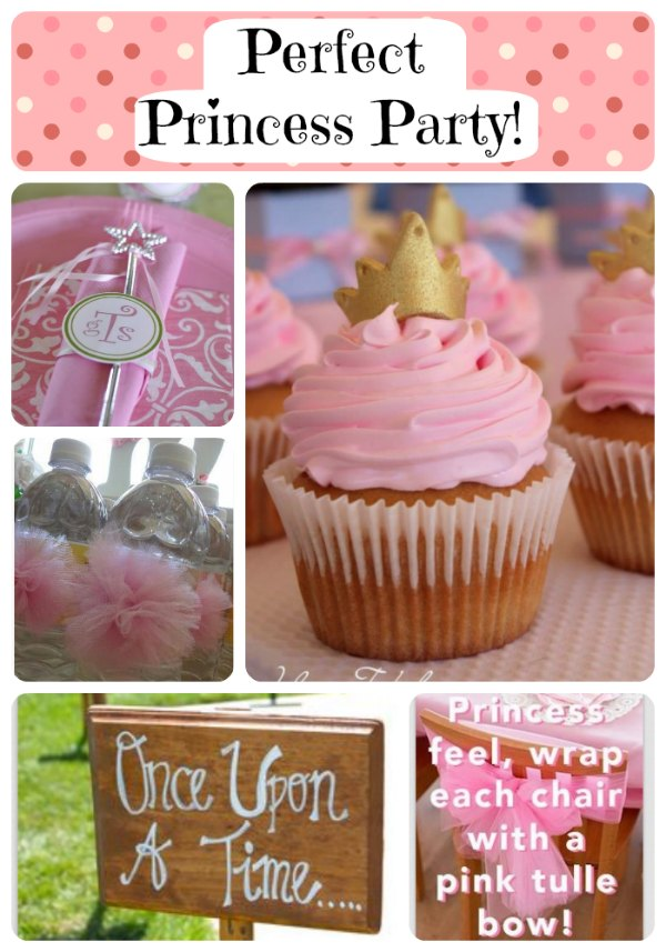 Princess Theme Party Ideas