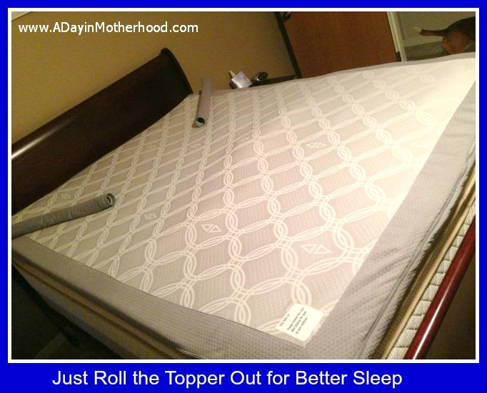 The SLEEP NUMBER DualTemp™ Layer Matress Topper