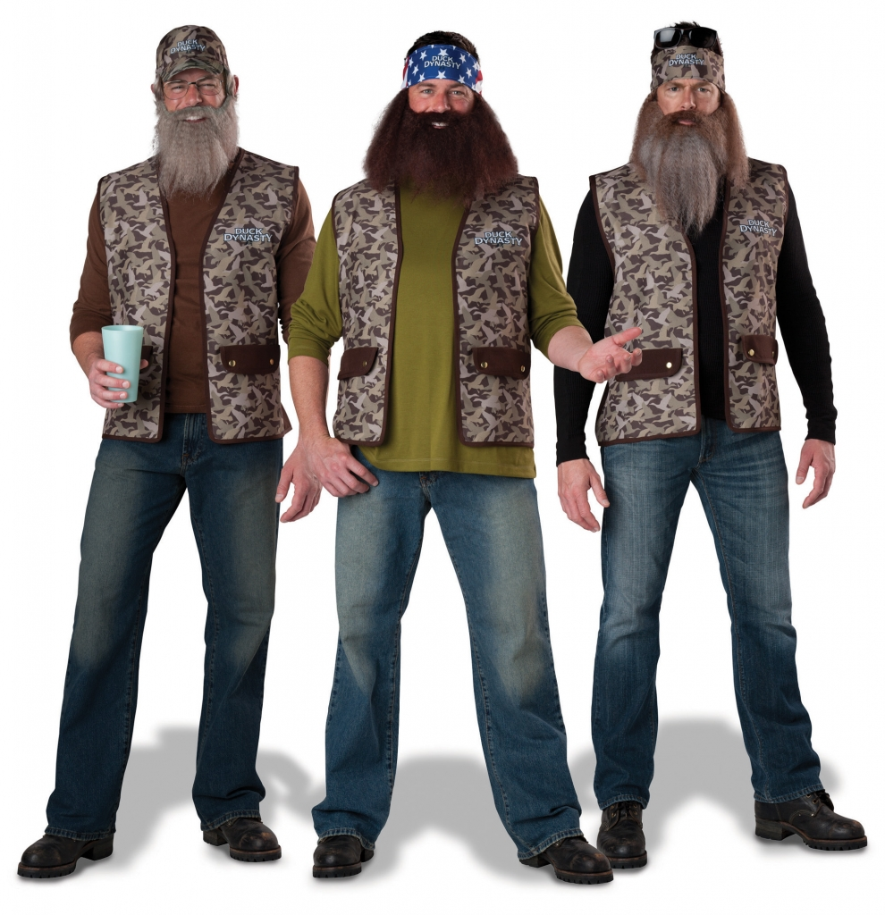 Willie' from Duck Dynasty Halloween Costume