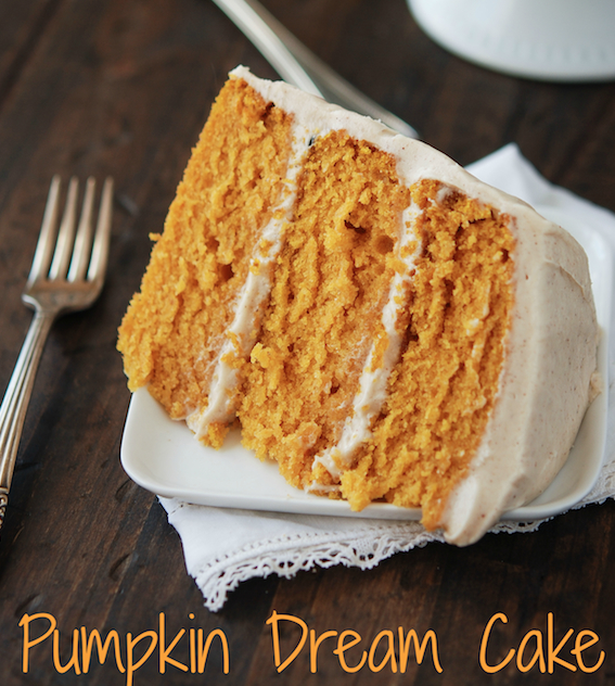 Now that's a great round up of some of the best pumpkin desserts!