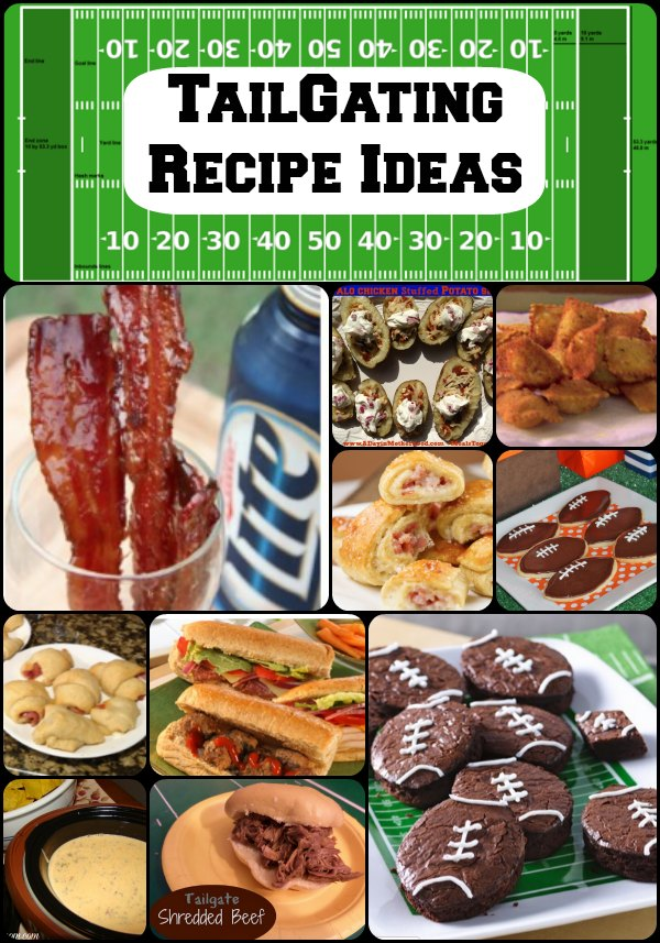 Tailgating recipe ideas for Easy tailgating recipes for a crowd