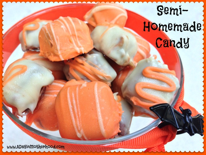 spooking up halloween celebrations with semi homemade candy and bloody punch - Semi Homemade Halloween Recipes