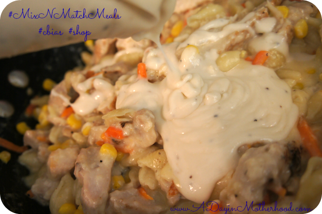 #ad Tyson Mix and Match Creations #MixNMatchMeals #cbias #shop
