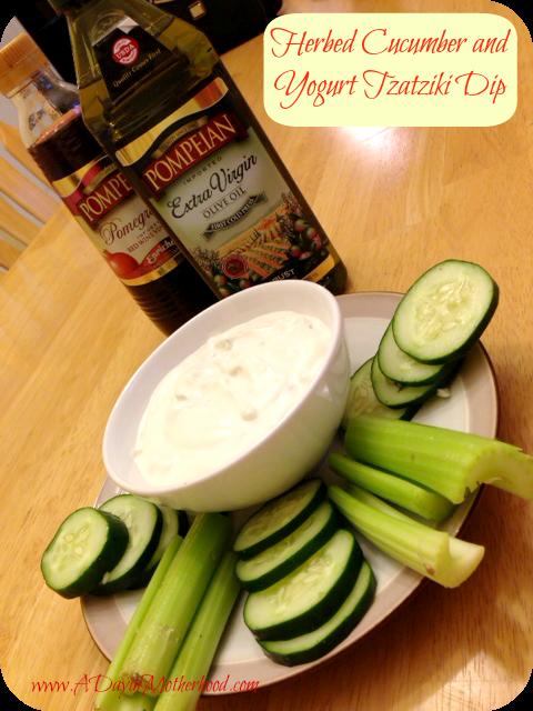 how to make tzatziki with yogurt
