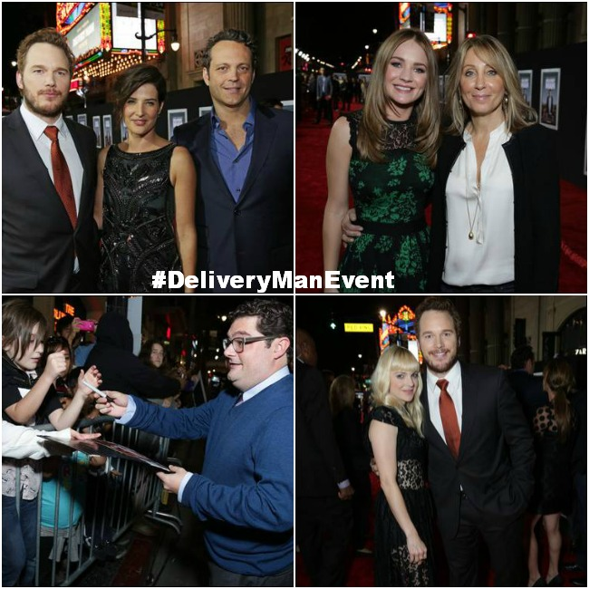 Delivery Man Twitter Party #DeliveryManEvent