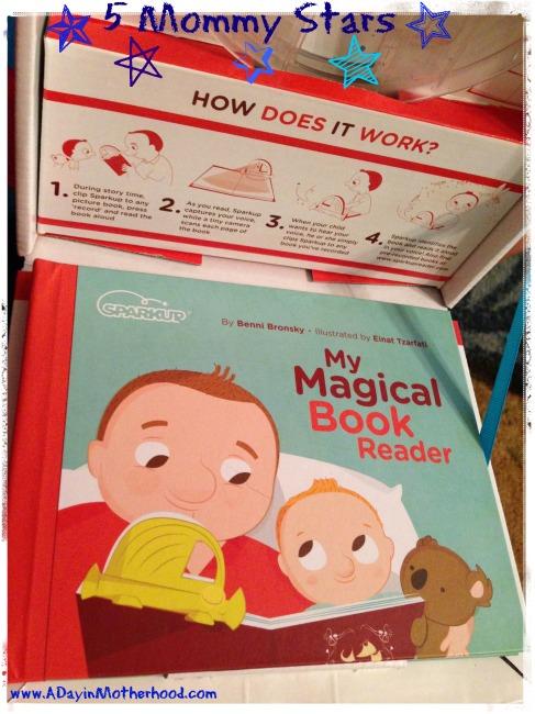 SparkUp The Magic Book Reader