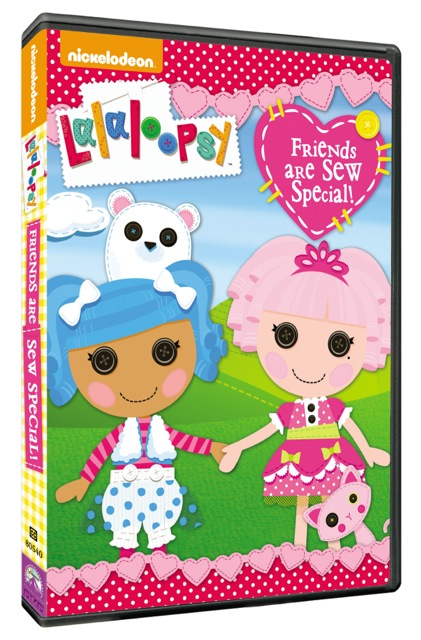 Lalaloopsy Friends Are Sew Special Review